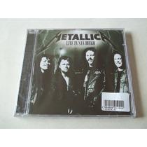 Metallica - Cd Live In San Diego - Lacrado!!!!