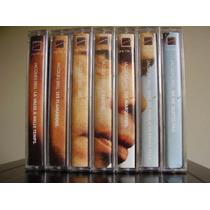 Cassetes Da Coleção Jacques Brel -fitas 2, 3, 5, 6, 7, 9, 10