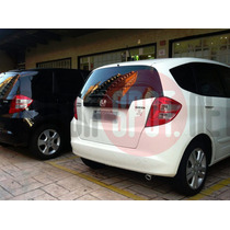 Ponteira Inox304 Honda City / Fit / New Fit 2.5 Polegadas