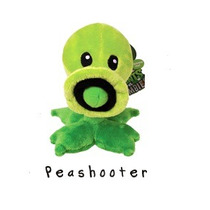 Plants Vs Zombies Pelúcia Peashooter *jazware* Licenciada