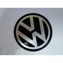 Emblema Golf Vw Para Rodas Esportivas 90 Mm