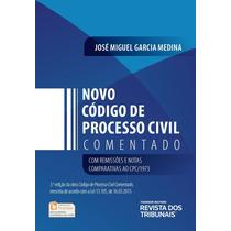 Novo Codigo De Processo Civil Comentado 2015 - Pdf