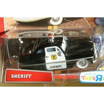 Pixar Cars Sheriff Lacrado!!! Xerife