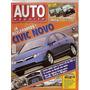 Revista Auto Esporte - Civic Novo