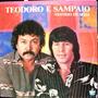 Lp Teodoro & Sampaio - Vestido De Seda- 1984 - Stereo/mono