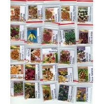 100 Sementes Pimenta Especiais 35 Variedades Para Escolher