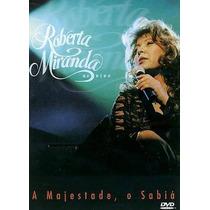 Roberta Miranda Ao Vivo A Majestade O Sabiá Dvd Raro