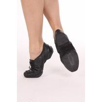 Tênis Para Dança Em Couro Capezio (max Tênis)