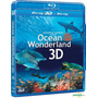 Blu-ray 3d Ocean Wonderland [ Jean Michel Cousteau ]