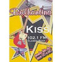 Dvd Brilhantina: Kiss Fm
