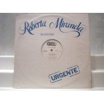 Roberta Miranda / Rei Dos Reis /lp Vinil Disco Mix /gel 1987