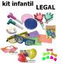 Kit Lembrancinha Festa Legal - Lembrancinha Festa Infantil
