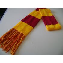 Cachecol Fantasia Adulto Harry Potter Listrado
