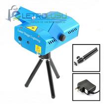 Projetor Holográfico Laser Led Luz Dj - Efeitos Especiais