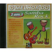 O Melhor Do Samba Rock Cd 2 Em 1