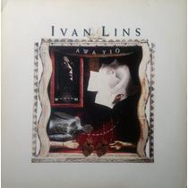 Lp Vinil - Ivan Lins - Awa Yiô