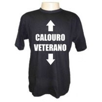 Camisetas Divertidas Calouro Veterano Engraçadas Frases Rock