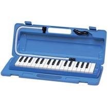 Escaleta Yamaha P32d Pianica 32 Teclas C/ Estojo Azul 3939