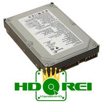 Hd 120gb - Ide - 3.5 - Seminovos - Com Garantia - 100% Ok
