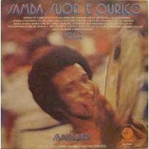 Samba Livre Lp Samba , Suor E Ouriço Vol.2 1977