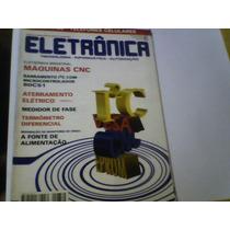Revista Saber Eletrônica Nº330 Jul2000 Máquinas Cnc