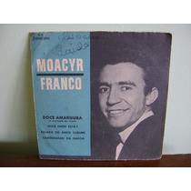 Disco Compacto Vinil Lp - Moacyr Franco Doce Amargura