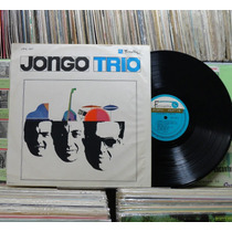 Jongo Trio 1º Lp Do Grupo Farroupilha 1965 Mono Original