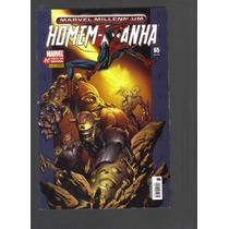 Marvel Millenium Homem-aranha Nº 65 - Marvel- Panini Comics