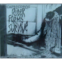 Capricorns Cd Import Lacrado Ruder Forms Survive 2005