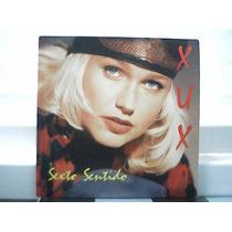 Xuxa Sexto Sentido Incluindo Grito De Guerra Lp 1994 C/ Enc