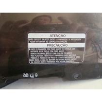 Adesivo De Advertencia Acrilico Carenagem Cbx 750 F Original
