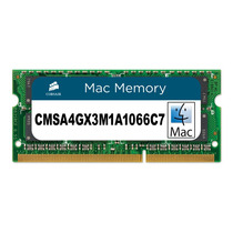 Mem Corsair 4gb Sodimm 1066 Mhz Cl7 Macbook Mac Imac Apple