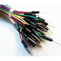 Jumper Fios Fiozinhos Wire 65 Peças Protoboard Arduino