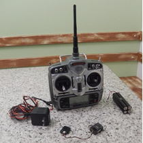 Radio Spektrum Dx7 Com Receptor