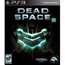 Dead Space 2 - Jogo De Terror Para Playstation 3