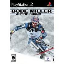 Bode Miller Alpine Skiing Jogo Para Ps2 ,lacrado,original