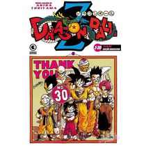 Mangá - Dragon Ball Z Nº 30