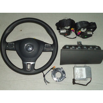 Kit Air Bag Gol / Saveiro / Space Fox G5 Com Controle De Som