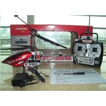 Helicoptero Chigift-qs8003 3canais C/radio Control E Gyro 3d