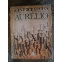Livro - Mini Dicionário - Aurelio - Frete R$ 7,00