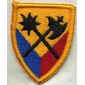 Us Army 144th Armored Brigade Exercito Americano