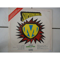 Disco De Vinil Lp Supermanoela Lindoooooo