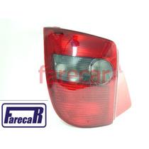 Lanterna Traseira Fume Acrilica Fiat Palio 1996 A 2000 Young