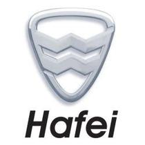 Parachoque Traseiro C/faixa Refletiva Towner Hafei Junior