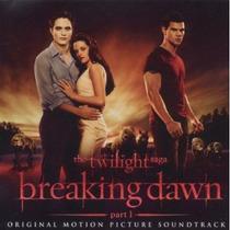 Cd Twilight Crepúsculo Amanhecer Pt 1 = Trilha Ost [eua]