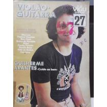 Revista Violão E Guitarra Nº 32 Guilherme Arantes Bee Gees