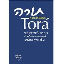 Torá Livro A Lei De Moisés Hebraico E Português