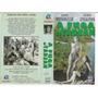 Vhs Raro + Dvd Brinde, A Fuga De Tarzan, 1936 J. Weissmuller