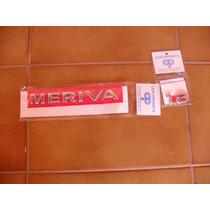 Emblema Meriva 1.8