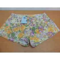 Farm Shorts Florido Tam 36 Farm Novo